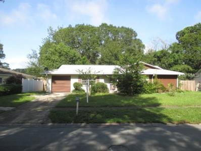 17504 Brandywine Drive, Lutz, FL 33549 - MLS#: T2901759