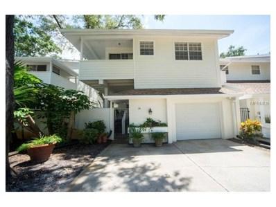 5220 S Russell Street UNIT 38, Tampa, FL 33611 - MLS#: T2901771
