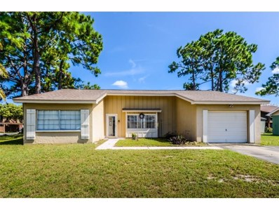 4421 Sail Drive, New Port Richey, FL 34652 - MLS#: T2902437