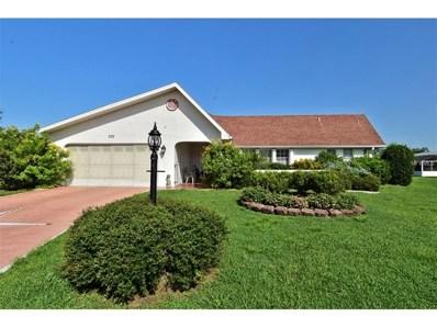 202 Grayson Court, Sun City Center, FL 33573 - #: T2902445