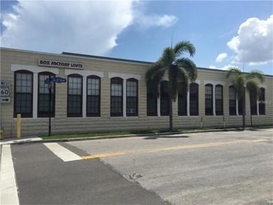 2001 E 2ND Avenue UNIT 8, Tampa, FL 33605 - MLS#: T2902656