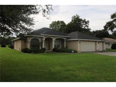 5273 Florentine Court, Spring Hill, FL 34608 - MLS#: T2902702