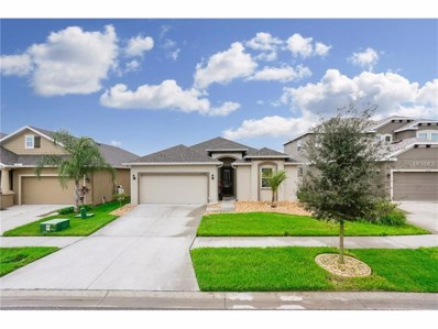 12104 Rambling Stream Drive, Riverview, FL 33569 - MLS#: T2902766
