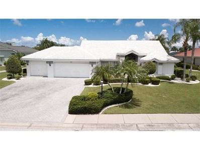 2140 Platinum Drive, Sun City Center, FL 33573 - MLS#: T2902923