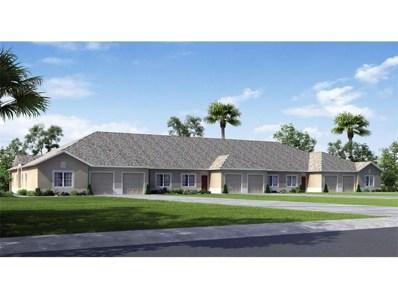 3556 Belland Circle UNIT D, Clermont, FL 34711 - MLS#: T2903136