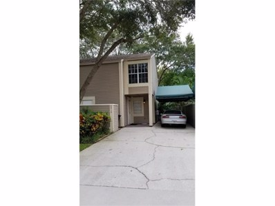 6912 Lakeview Court UNIT 6912, Tampa, FL 33634 - MLS#: T2903243