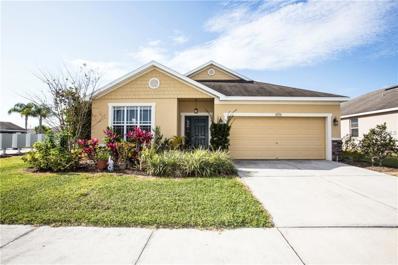 3105 Magnolia Meadows Drive, Plant City, FL 33567 - MLS#: T2903440
