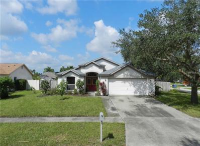 10511 Juliano Drive, Riverview, FL 33569 - MLS#: T2903680