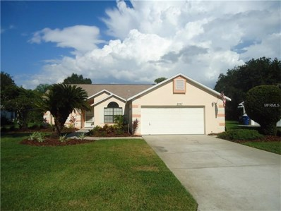 2257 Sand Bay Drive, Holiday, FL 34691 - MLS#: T2903969