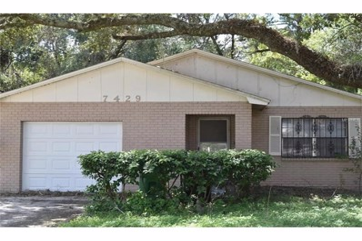 7429 Lakeshore Drive, Tampa, FL 33604 - MLS#: T2904444