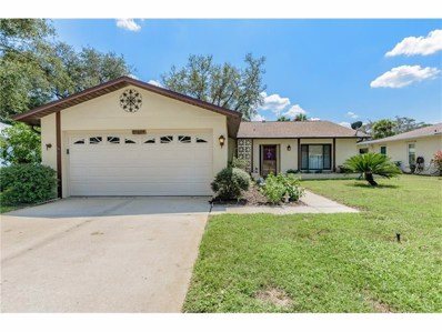 11024 Elderberry Drive, Port Richey, FL 34668 - MLS#: T2904499