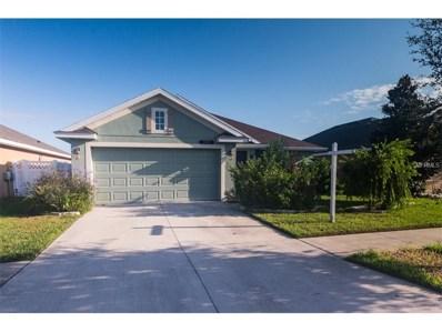10918 Kirkwall Port Drive, Wimauma, FL 33598 - MLS#: T2904584
