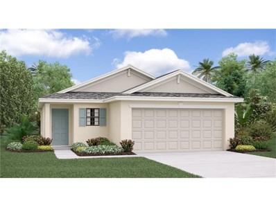 14809 Opal Ridge Place, Wimauma, FL 33598 - MLS#: T2904595