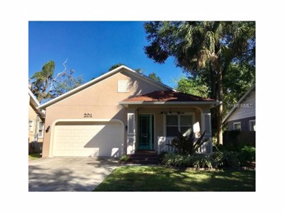 201 W South Avenue, Tampa, FL 33603 - MLS#: T2905313