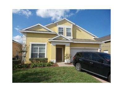457 Cadiz Loop, Davenport, FL 33837 - MLS#: T2905329