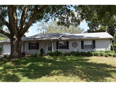 2212 Krista Lane, Brandon, FL 33511 - MLS#: T2905383