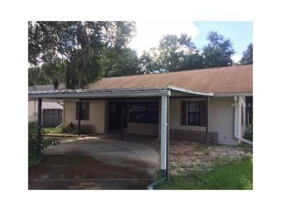 603 W Morse Street, Plant City, FL 33563 - MLS#: T2905404