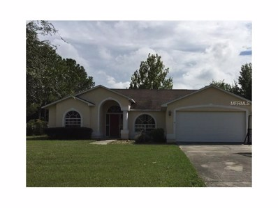 40348 Trotter Lane, Dade City, FL 33525 - MLS#: T2905645