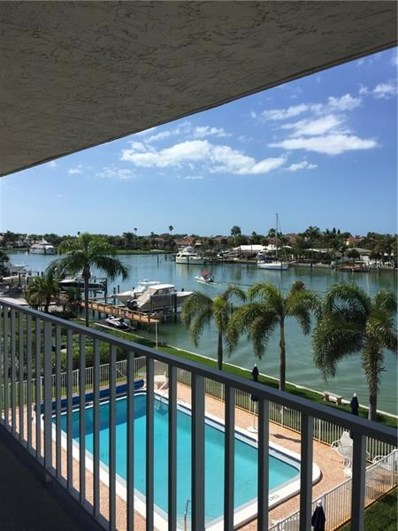 340 Pinellas Bayway S UNIT 305, Tierra Verde, FL 33715 - MLS#: T2906226