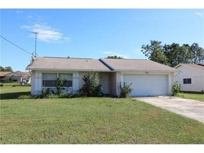 4284 Dristol Avenue, Spring Hill, FL 34609 - MLS#: T2906605