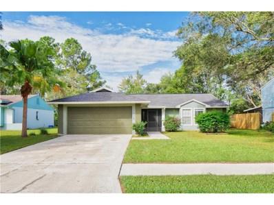 17538 Willow Pond Drive, Lutz, FL 33549 - MLS#: T2906648