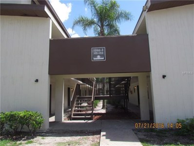 1264 E 113TH Avenue UNIT J104, Tampa, FL 33612 - MLS#: T2906714