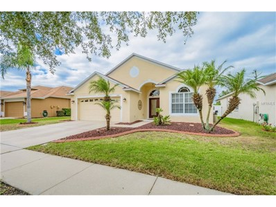 8910 Sandy Plains Drive, Riverview, FL 33578 - MLS#: T2906771