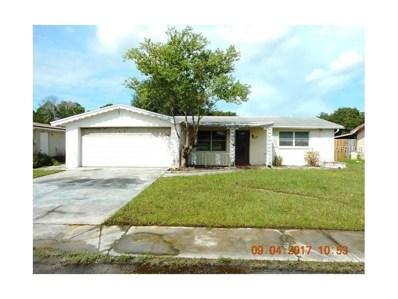 1721 Kenilworth Street, Holiday, FL 34691 - MLS#: T2906840
