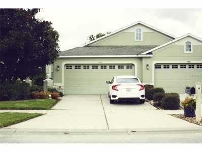 7545 Deer Path Lane, Land O Lakes, FL 34637 - MLS#: T2906921