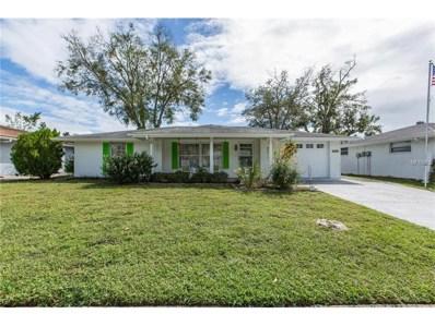 7818 Foxwood Drive, New Port Richey, FL 34653 - MLS#: T2907267
