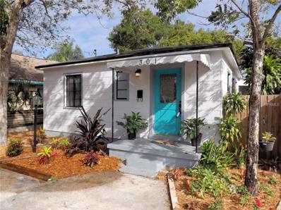 301 W Giddens Avenue, Tampa, FL 33603 - MLS#: T2907307