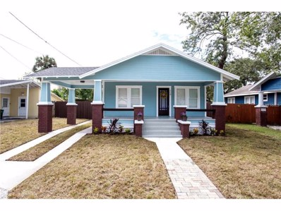 110 W North Bay Street, Tampa, FL 33603 - MLS#: T2907322