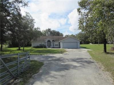 15910 Lancer Road, Spring Hill, FL 34610 - MLS#: T2907368