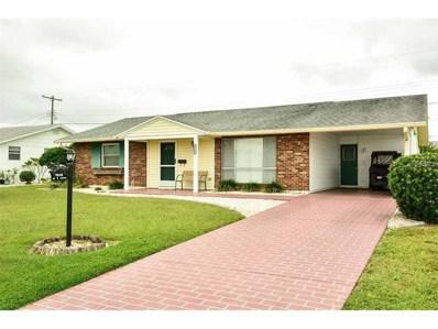 1721 Council Drive, Sun City Center, FL 33573 - MLS#: T2907485