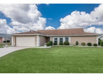 1804 El Rancho Drive, Sun City Center, FL 33573 - MLS#: T2907525