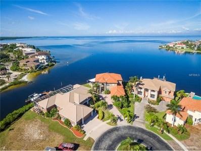 1246 Acappella Lane, Apollo Beach, FL 33572 - MLS#: T2907614
