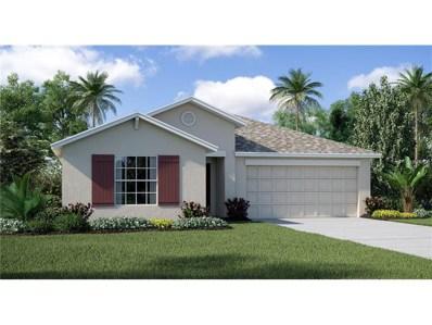 16625 Myrtle Sand Drive, Wimauma, FL 33598 - MLS#: T2907941