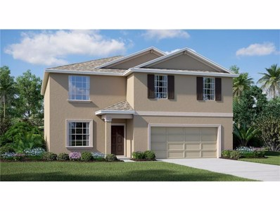 16629 Myrtle Sand Drive, Wimauma, FL 33598 - MLS#: T2907950