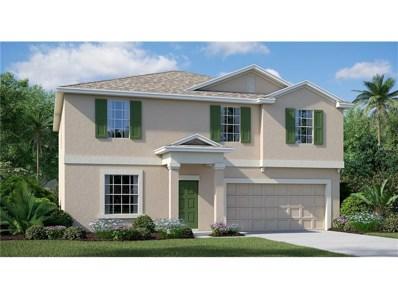 16549 Myrtle Sand Drive, Wimauma, FL 33598 - MLS#: T2907981