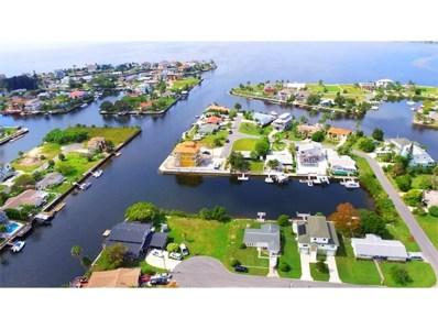 8TH Isle Drive, Hernando Beach, FL 34607 - MLS#: T2908636
