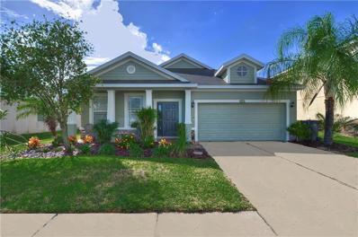 3715 Crystal Dew Street, Plant City, FL 33567 - MLS#: T2908745