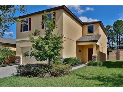 6212 Magnolia Park Boulevard, Riverview, FL 33578 - MLS#: T2908787
