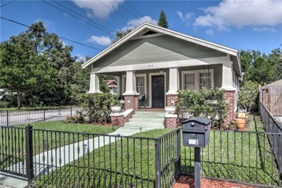 213 W Haya Street, Tampa, FL 33603 - MLS#: T2909054