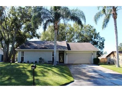 3431 E Lake Drive, Land O Lakes, FL 34639 - MLS#: T2909157