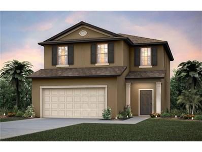 1323 Custer Bayou Street, Ruskin, FL 33570 - MLS#: T2909665