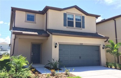 1508 Cabbage Key Drive, Ruskin, FL 33570 - MLS#: T2909673