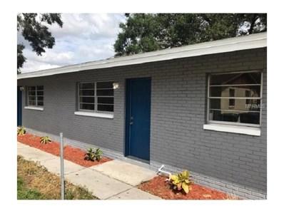 1524 E Eskimo Avenue UNIT AB, Tampa, FL 33604 - MLS#: T2909954