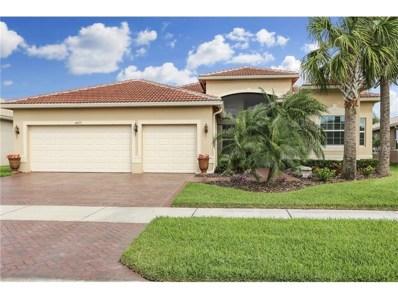 16255 Diamond Bay Drive, Wimauma, FL 33598 - MLS#: T2910048
