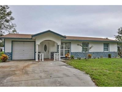 421 Waterview Drive, Polk City, FL 33868 - MLS#: T2910306