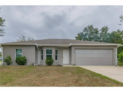 12384 Mayberry Road, Spring Hill, FL 34609 - MLS#: T2910424